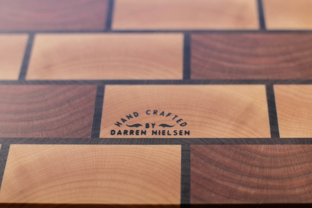 Custom Cutting Board by Darren Nielsen