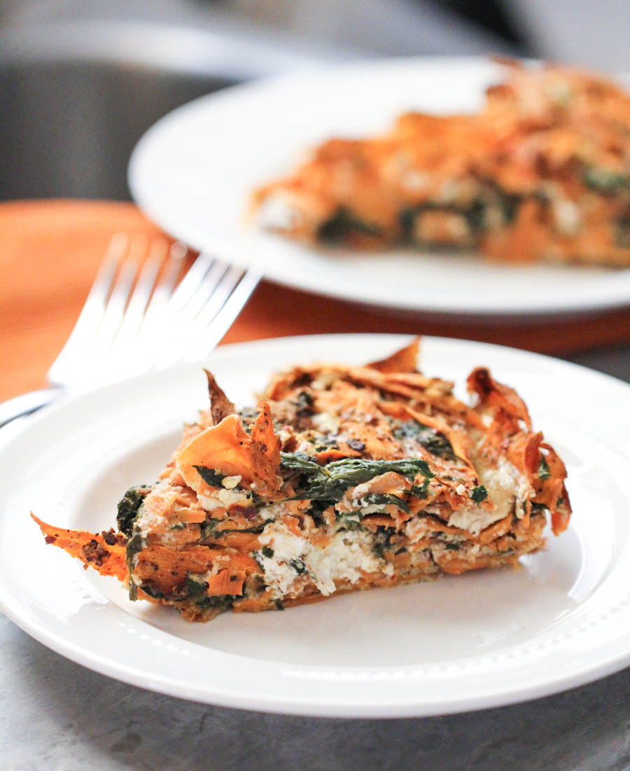 Crustless Quiche With Roasted Vegetables Recipes — Dishmaps