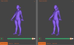 fit3d and My4DHealth (my march scan)
